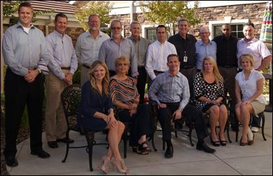 Top performing franchisees and area representatives from around the country attended the Always Best Care Leadership Summit conference in Roseville, CA Oct. 17 & 18, 2013
