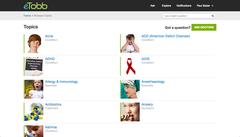 eTobb Health Topics