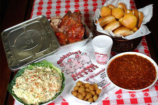 "Give ""Thanks"" with Orlando Catering Company Bubbalou's BBQ this Thanksgiving"