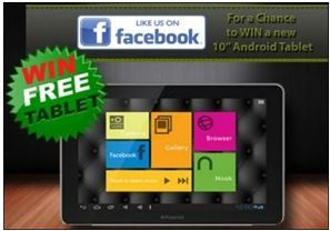 Valiant Recovery Gives Away an Android Tablet to Lucky Social Media Follower