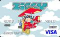 Ziggy Prepaid Debit Card