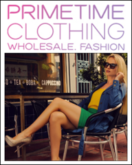 Wholesale Clothing Distributor PrimeTime Clothing Prepares Fashion Boutiques for Black Friday