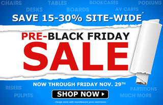 Hertz Furniture Announces Site-Wide Pre-Black Friday Sale