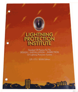 Storm Copper Offers Lightning Protection Guidebook at Cost