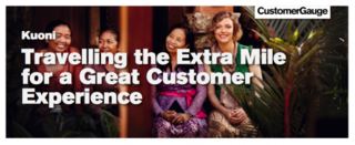 Kuoni extends Customer Journey with Net Promoter®