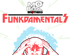 FunkDaMentals single artwork cover