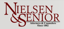 Nielsen & Senior Law Office Launches New User-Centric Website