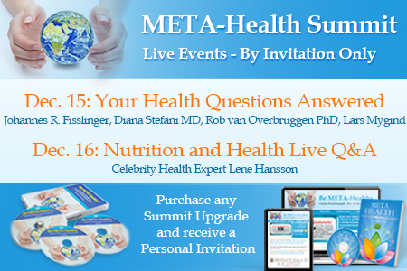 META-Health Summit and META-Health University Live Online Events www.metahealthuniversity.com