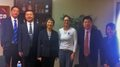 China Gaoxin Investment Group visiting Dr Pharm USA in Denver, Colorado October 2013.