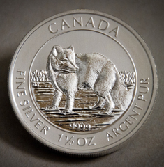 Lear Capital releases exclusive 1.5 ounce, IRA-eligible Arctic Fox Coin struck in pure 99.99% silver