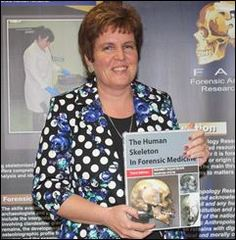 Forensic Anthropology Book Launched at The Faculty of Health Sciences