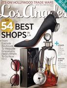 LA Magazine December cover