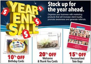 Sharper Cards Announces Year End Sale Event