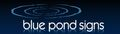 Blue Pond Signs logo