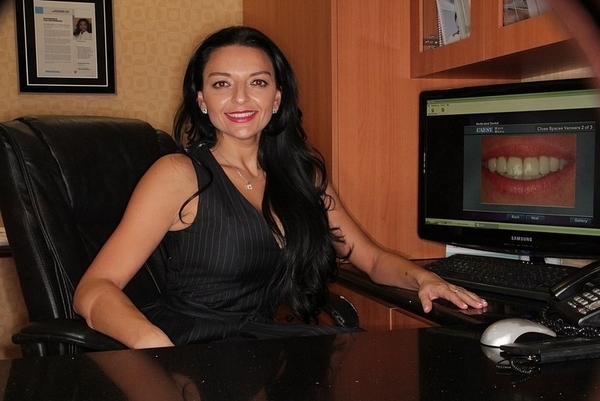 Cosmetic dentist, Dr. Tatyana Nudel, advances the tooth-saving treatments available at her office by using CEREC technology for dental restorations.