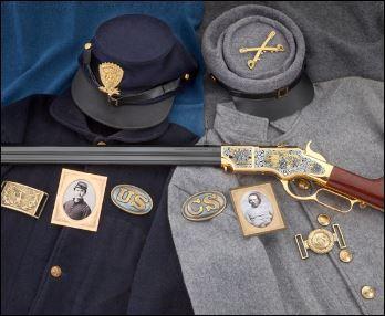 Mort Künstler Gettysburg Tribute Rifle