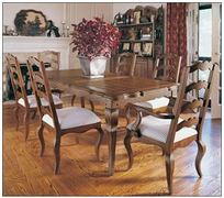 Town & Country Collection by Century Furniture: Gathering Table