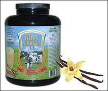Natural VANILLA 5 lb - 76 Servings