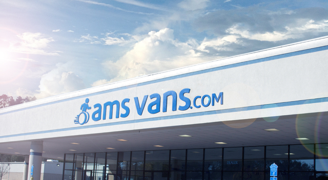 America's Mobility Superstore-the New Headquarters of AMS Vans