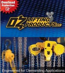 Oz Lifting Products is Now Accepting Distributor Applications