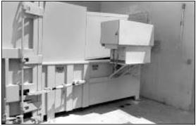 Rear Load Security Chute & Side Mounted Power Unit