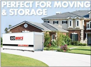 Go Mini's Offers Portable Moving, Storage Franchise Opportunities