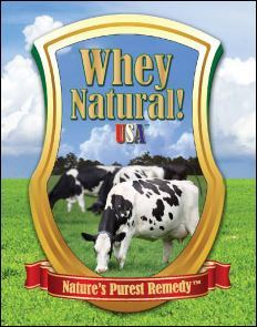 Whey Natural! USA™