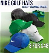 Prudential Overall Supply: Nike Golf Hats