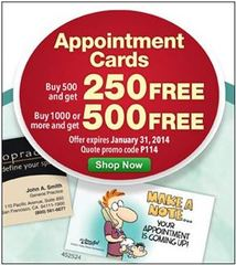 "Sharper Cards Announces the ""Keep Patients Coming Back"" Promotion"