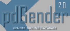 Peacock Data's new pdGender 2.0 product has 140,000 gender coding records including powerful fuzzy logic technology.