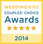 Josh Wong of Josh Wong Photography wins the WeddingWire 2014 Couple's Choice Award