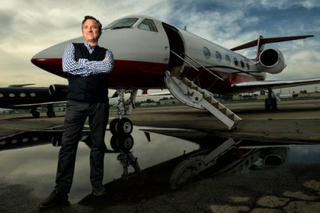 "YoungJet's CEO David Young to be interviewed on ""Around the World"" radio show"