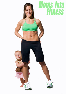 Lindsay Brin of Moms Into Fitness