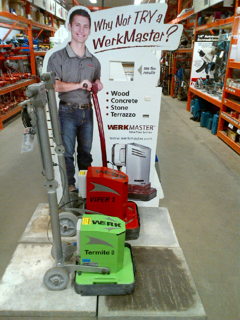 Home Depot Tool Rental Expands Into More Provinces With WerkMaster Equipment
