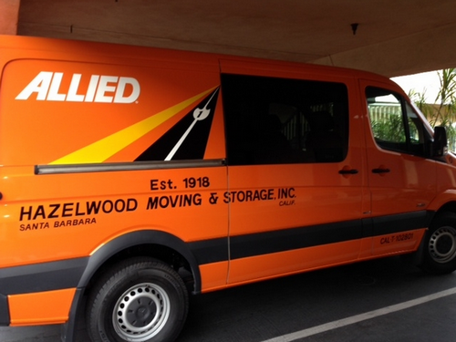 Hazelwood Allied Moving and Storage is proud to announce the addition of the new Mercedes-Benz Sprinter to its powerful fleet of commercial moving vehicles.