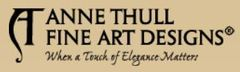 Anne Thull Fine Art Design Logo