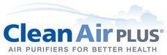 Logo for Clean Air Plus