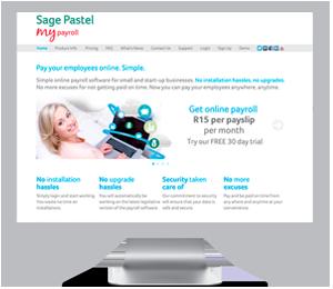 Pastel Payroll