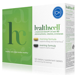 CellHealth™ Institute launches healthycell™, an advanced cellular nutrition product to combat low energy, dail…