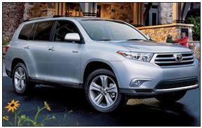 2014 Highlander Hits North Hollywood Toyota Mid-February