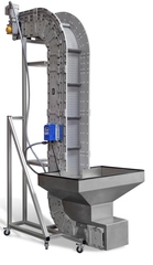 Vertical Incline Conveyor Offered by Dynamic Conveyor
