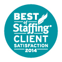 Frontline Source Group Achieves 2014 Best of Staffing Client Award