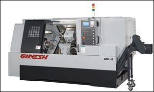 Ganesh Machinery Releases New ASL Model Machines