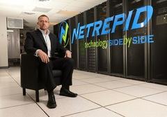 Sam Coyl, President/CEO of Netrepid