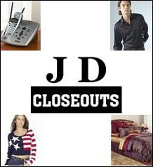 JD Closeouts Currently Offering Pallets of High-End Brand Domestic Products