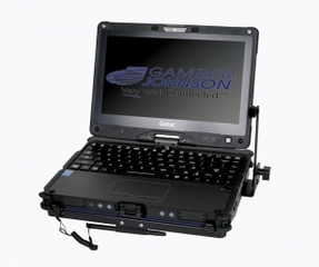Gamber-Johnson Introduces Innovative Docking Station for Getac V110 Convertible Computers