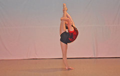 Institute of Dance Artistry 2013 Summer Intensive workshop performance 2.