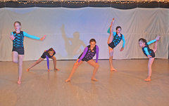 Institute of Dance Artistry 2013 Summer Intensive workshop performance 3.