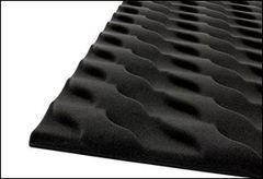 Acoustic Wave Foam