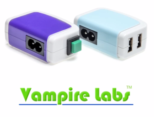 Vampire Labs launches Kickstarter campaign during SXSW kickoff, resulting in exploding popularity